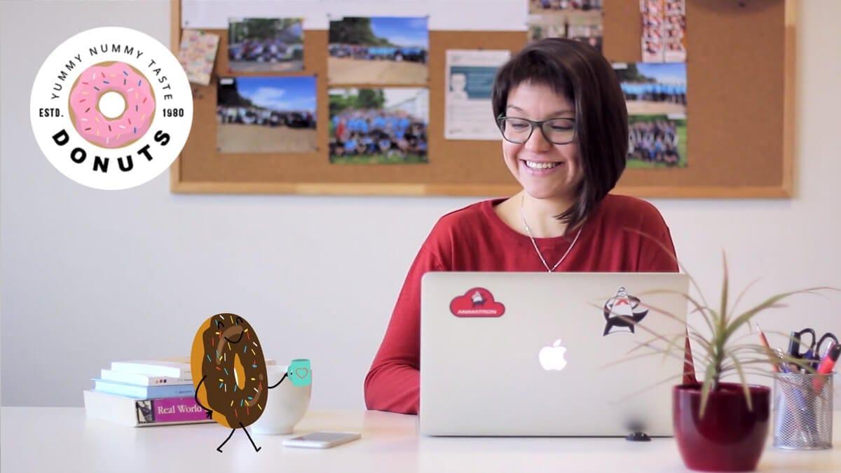 Create animated videos with Animatron Studio