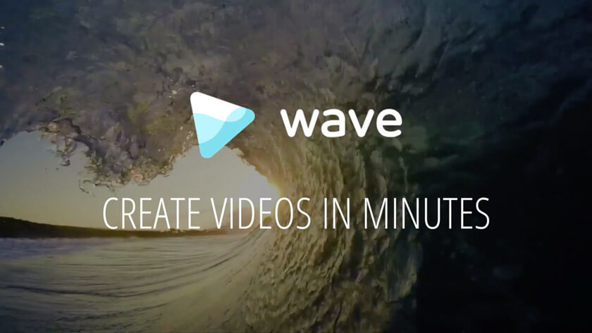 Create videos in minutes with Wave.video, a powerful online video maker