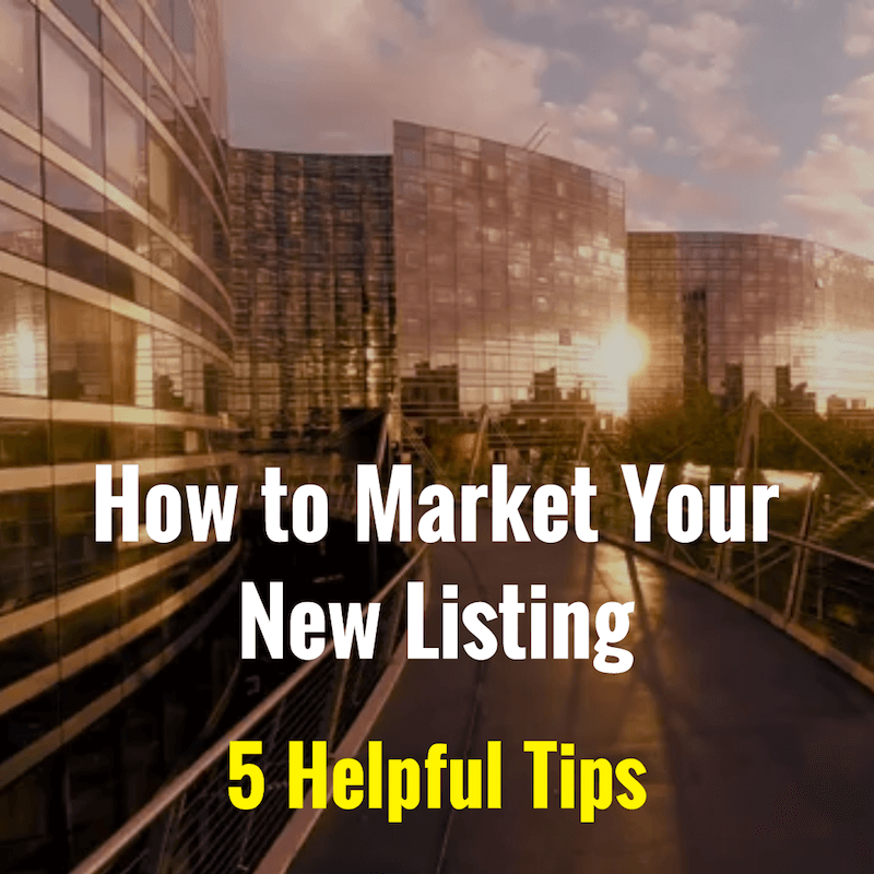 Market a listing with real estate video. Made with Wave.video
