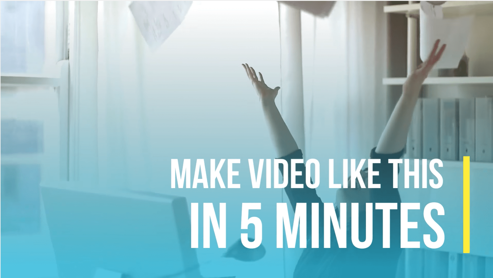 Make a social video -- Animatron Studio