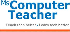 Ms Computer Teacher