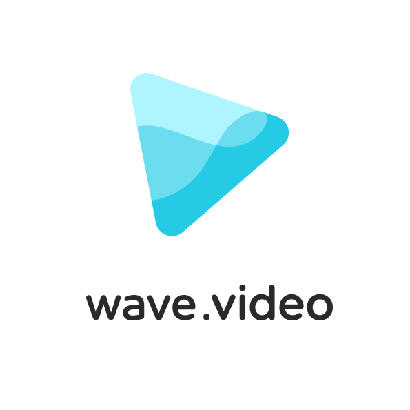 Wave.video logo